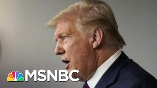 Republicans Won't Back Up Trump On Delaying 2020 Election | The 11th Hour | MSNBC