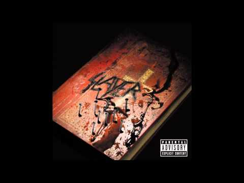 Baixar Slayer - God Hates Us All [Full Album]