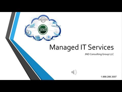 JND Managed IT Services
