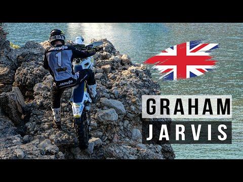 Graham Jarvis - Hard Enduro Trainings - the Rocks EP1