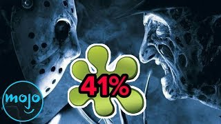 Top 10 Great Horror Movies With Bad Rotten Tomatoes Scores
