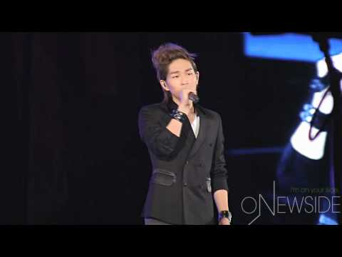[MUST WATCH/ FULL FANCAM] 100821 Onew ft Ryeowook- The Name I Loved @ SM Town Live '10