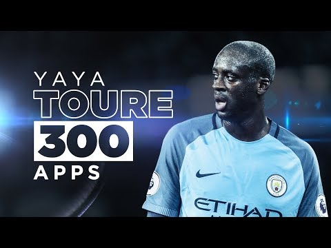 Yaya Touré Manchester City
