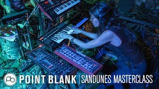 Live Performance Masterclass with Sandunes at Point Blank London