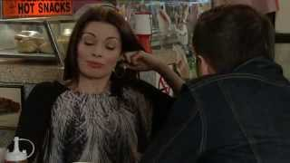 Carla and Peter - Coronation Street Wednesday 1st May 2013