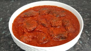 How to Make the Perfect Nigerian Beef Stew
