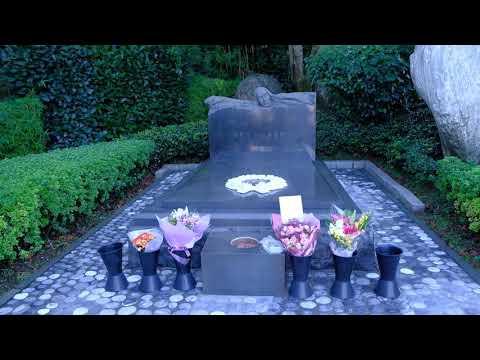 金寶山鄧麗君墓園