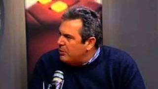Ο Πάνος Καμμένος στον Real FM 13-06-2013