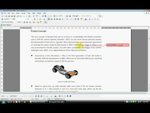 Convert Microsoft Word (DOC, DOCX, RTF) to Adobe PDF with reviewer notes, annotations and comments