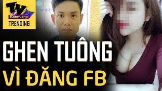 Sau ly hôn thấy vợ cũ đăng hình Facebook QUÁ XINH nên tức tối tìm về nhà 'HẠ THỦ' với vợ