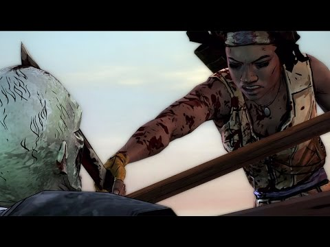 'The Walking Dead: Michonne - A Telltale Miniseries' Premieres Today for Download