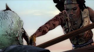 The Walking Dead: Michonne - Episode 1 - 'In Too Deep' Megjelenés Trailer