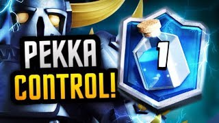 🏆#1 Global PEKKA DECK 🏆 INDIAN PRO DESTROYS LIVE!