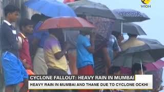 India News: Cyclone fallout- Heavy rain in Mumbai