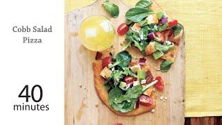 How to Make Cobb Salad Pizza | MyRecipes