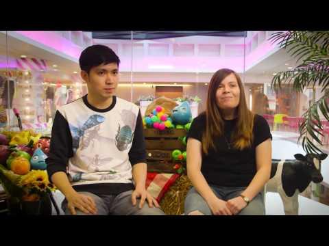 Meet the artists behind Farm Heroes Super Saga