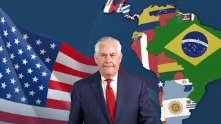 Tillerson bashes China as a neo-colonial power