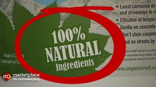 """Greenwashing: Busting """"eco"""" labels (CBC Marketplace)"""