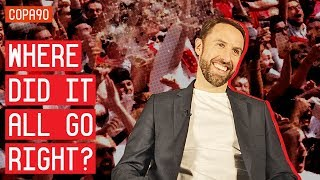 Southgate on England's Incredible Year   Where Did It All Go Right?