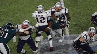 SUPER BOWL LII NEW ENGLAND PATRIOTS VS. PHILADELPHIA EAGLES- EAGLES WIN 41-33 WATCH PARTY HIGHLIGHTS