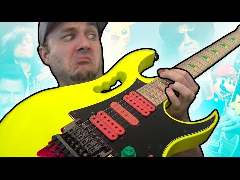 Top 10 Songs Every Guitarist MUST Know...