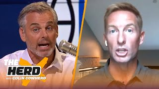 Joel Klatt on the return of Big 10 football & the effects it will have on season | CFB | THE HERD