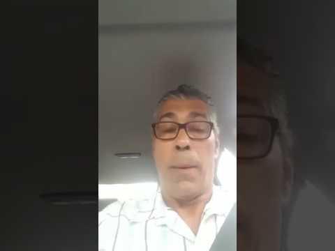 Vídeo Médico vítima de assalto desabafa e chora em vídeo