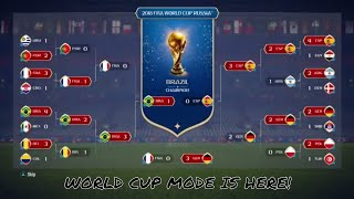 FIFA 2018 Russia World Cup 2018 Prediction (FIFA 18)