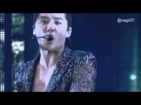 ENGSUB Xia 2nd Asia Tour Incredible disc 1