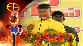 Election Fire: Chandrababu counter to Jagan over YS Viveka..