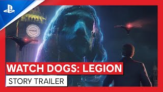 Watch dogs legion :  bande-annonce VF