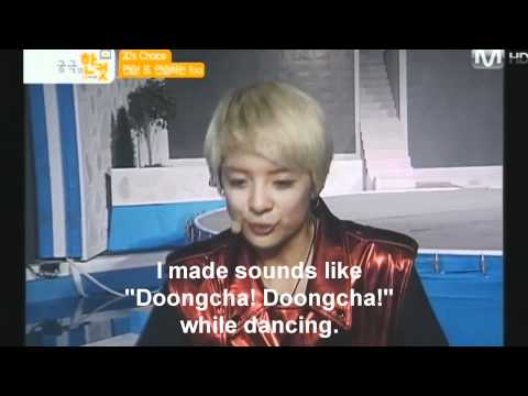 1. f(x) -Eng SUBS- Amber in MNET 20's choice HD