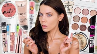 FULL FACE OF ESSENCE TESTED | Winners & Duds