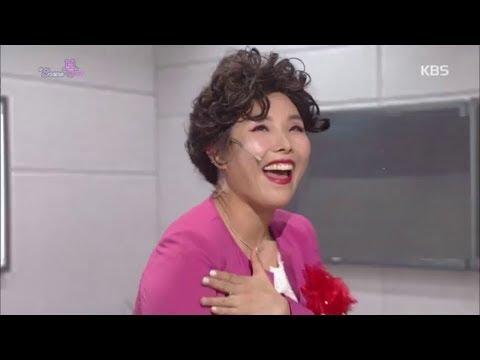 개그콘서트 - 'Scene 봉선생'신봉선 서태훈을 향해 대본에 없는 뽀뽀 시전!.20180729