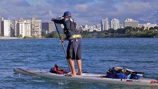 Learn to Pack for a Multi-Day SUP Trip