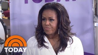 Michelle Obama On Current Political Climate: 'Fear Is Not A Proper Motivator' | TODAY