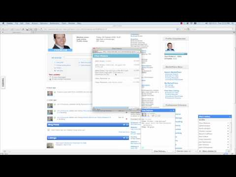 BizTrade.com Video Tour 4 - Instant Messaging