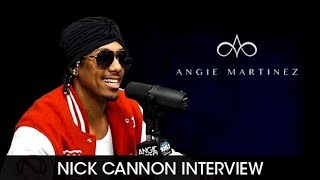 Nick Cannon Talks Smashing Wild 'N Out Girls, Saving Kehlani Life + Deleting IG