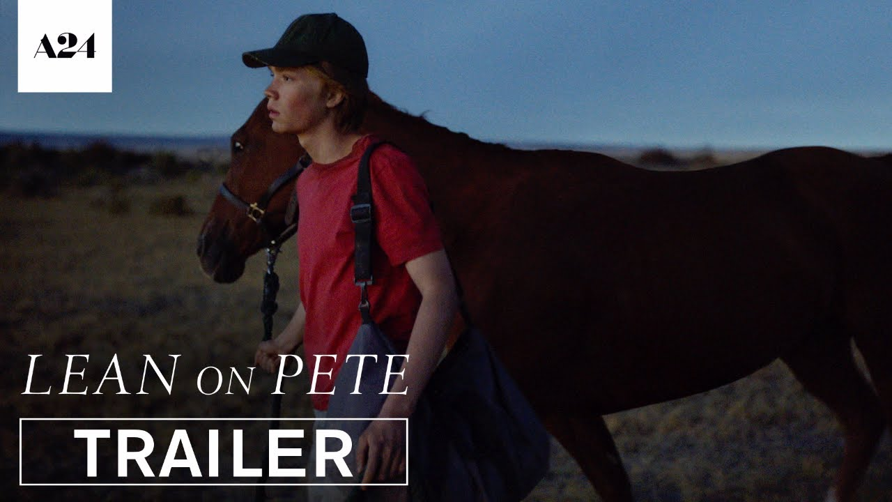 Trailer de Lean on Pete