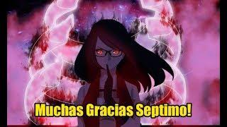 el Verdadero Destino de SARADA! el Vinculo con Itachi Uchiha & Madara Boruto 145