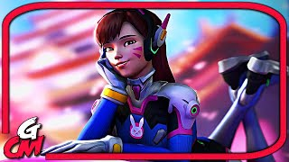 OVERWATCH (w/D.Va) - FILM COMPLETO ITA All Cinematics