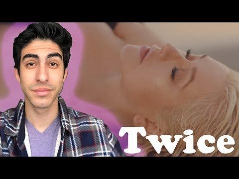 Twice - Christina Aguilera [REACTION]