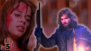 Top 5 Smartest Decisions In Horror Movies