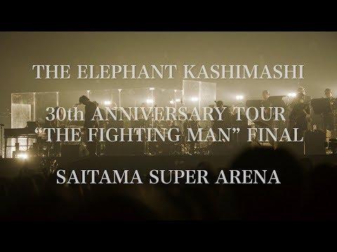 "LIVE Blu-ray / DVD「30th ANNIVERSARY TOUR ""THE FIGHTING MAN"" FINALさいたまスーパーアリーナ」ダイジェスト"