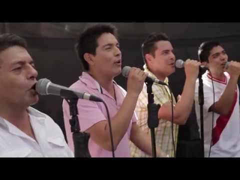 APOSTEMOS QUE ME CASO - GRUPO 5 (EN VIVO HD)