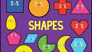 Shapes   Shapes learning for kids