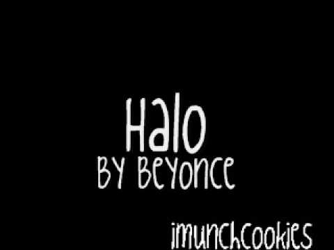 Halo - Beyonce [ With Lyrics ]