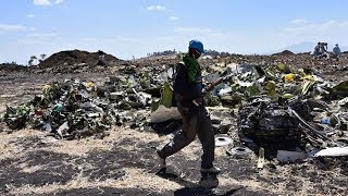 Ethiopian Airlines crash preliminary report: Crew followed Boeing rules