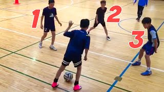 100+ CRAZY HUMILIATING SKILLS IN FOOTBALL! #4