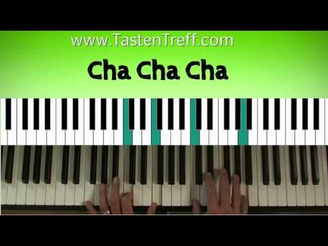 Piano Cha Cha Cha